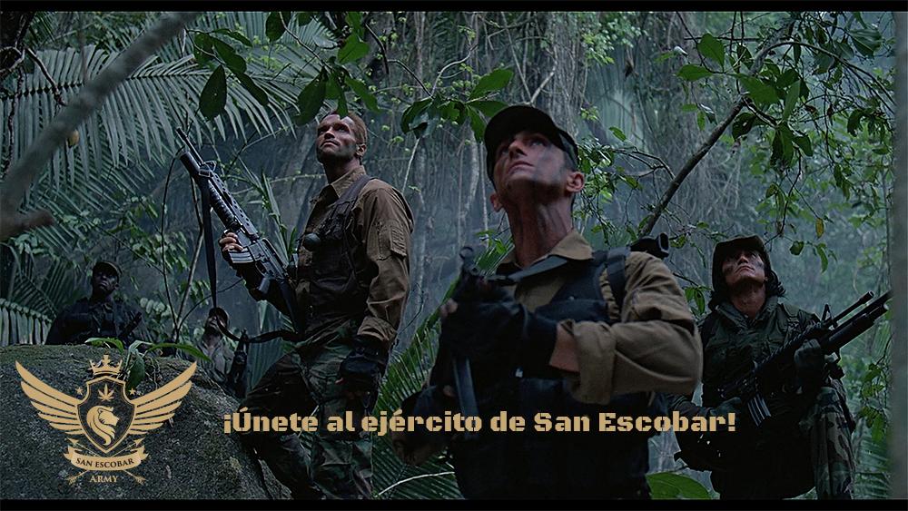 san-escobar-army